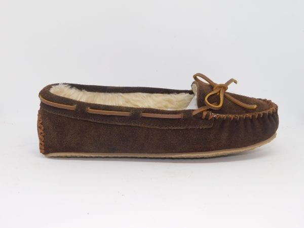 womens slippers cally chocolate 4012