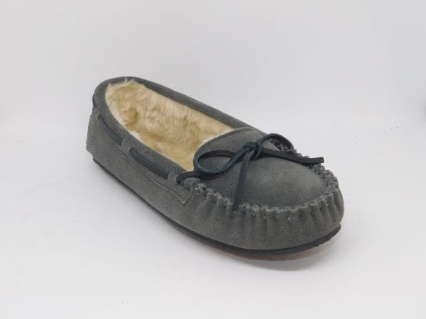womens slippers cally grey 4015