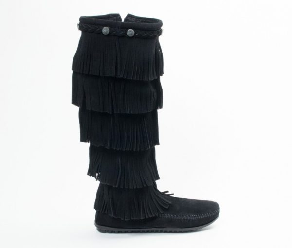 womens boots 5 layer black 1659