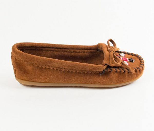 womens mocs thunderbird ii brown 602