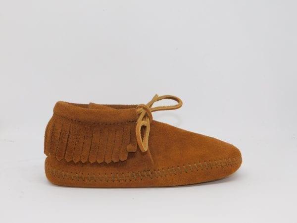 classic fringe boot kids