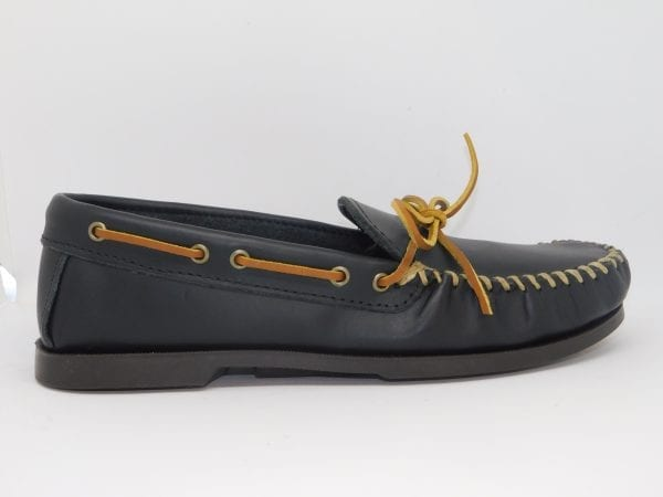 mens camp moc black 749