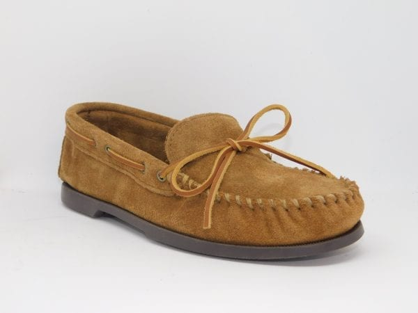 mens camp moc dusty brown 747