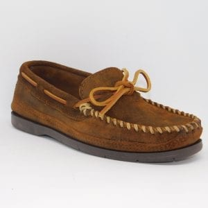 mens mocs double bottom hardsole 823