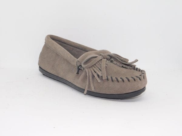 womens mocs kilty grey 401t
