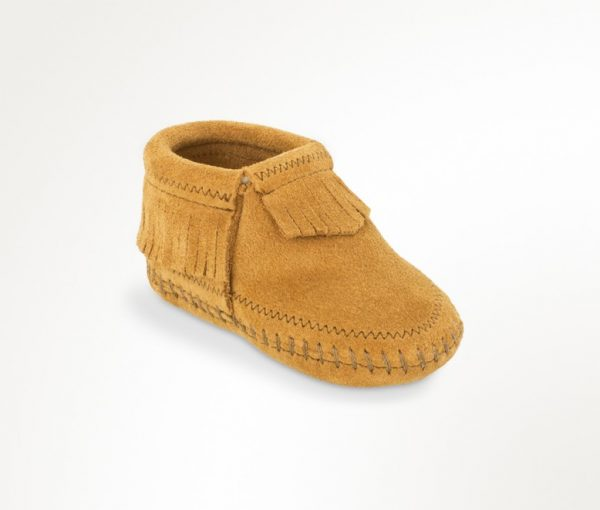 infants boots riley taupe 1167