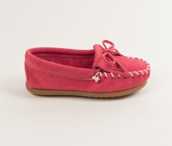 kids mocs kilty pink 2405