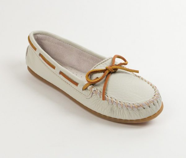 womens mocs boat off white 611