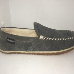 minnetonka tilden moccasin grey